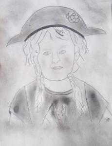 Autoportret_Emilia Kulig_8_Tuszyma