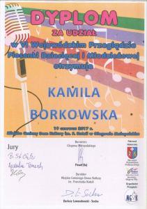 KamilaBorkowska